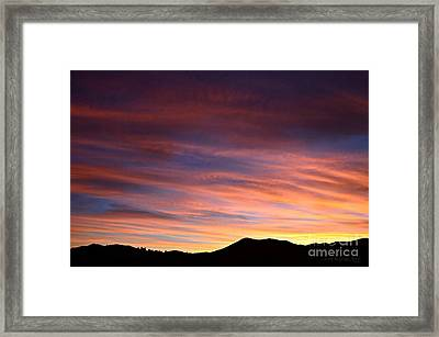 Bless The Lord My Soul Framed Print