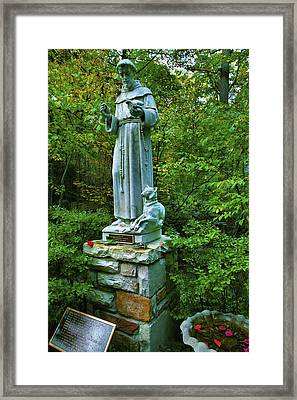 Blessed Are The Least Among Us  Framed Print by Steven Ainsworth