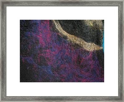 Blessed Boundlessness Framed Print by Kseniya Nelasova