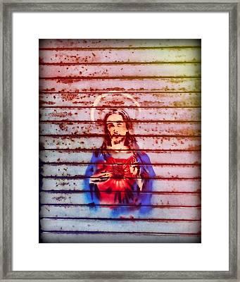 Blessing Framed Print