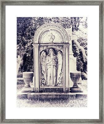 Blessings Framed Print by Jessica Jenney