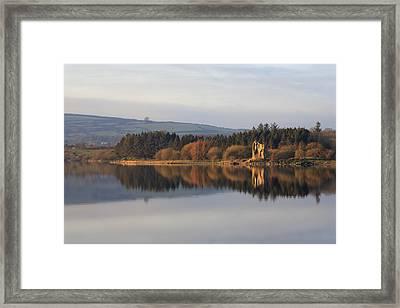 Blessington Lakes Framed Print by Phil Crean