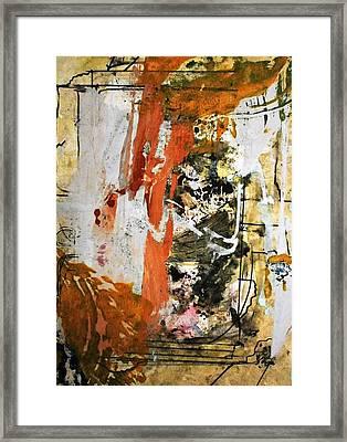 Blight Framed Print by Hugo Razlerfight