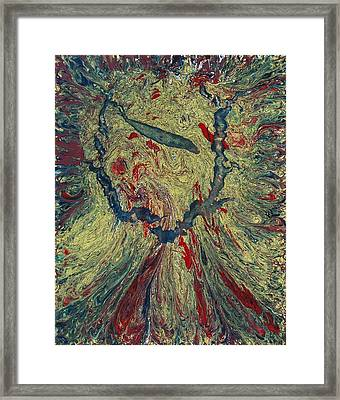 Blind Cyclops Framed Print