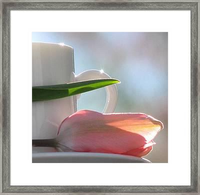 Bliss Framed Print by Angela Davies