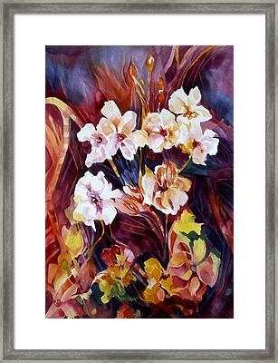 Bliss Framed Print by Carolyn LeGrand