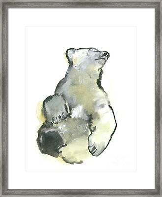 Bliss Framed Print by Mark Adlington