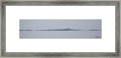 Blizzard 2011 Framed Print