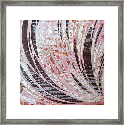 Block IIi Framed Print by Desiree Warren
