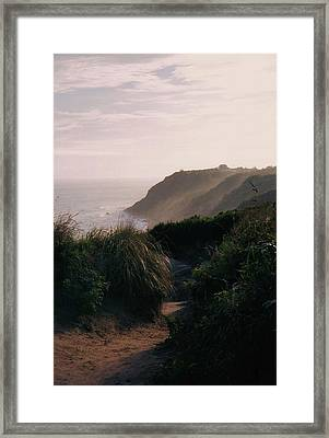 Framed Print featuring the photograph Block Island by John Scates