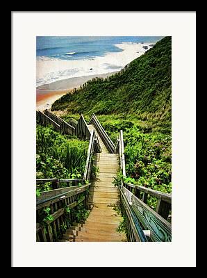 Block Island Framed Prints