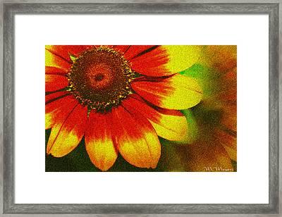 Bloom Framed Print by Melisa Meyers