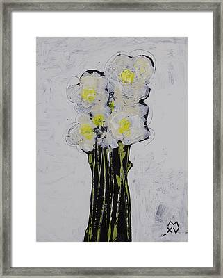Bloom No. 4 Framed Print by Mark M  Mellon