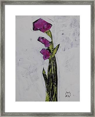 Bloom No. 5 Framed Print by Mark M  Mellon
