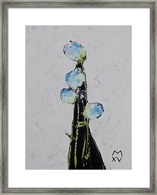 Bloom No. 7  Framed Print by Mark M  Mellon