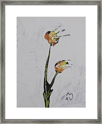 Bloom No. 8  Framed Print by Mark M  Mellon
