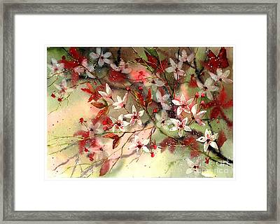 Blooming Magical Gardens IIi Framed Print