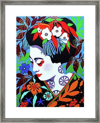 Blossom Framed Print
