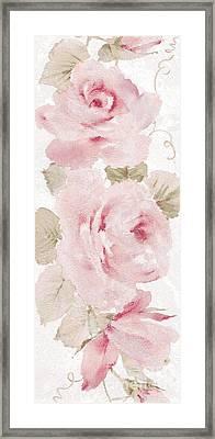 Blossom Series No.5 Framed Print