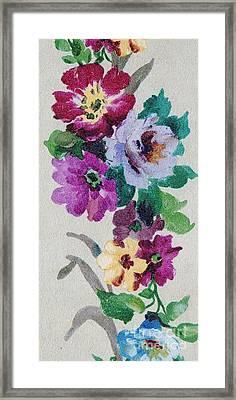 Blossom Series No.6 Framed Print