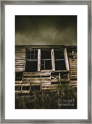Blown Away Framed Print by Jorgo Photography - Wall Art Gallery