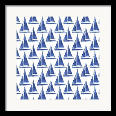 Sails Framed Prints