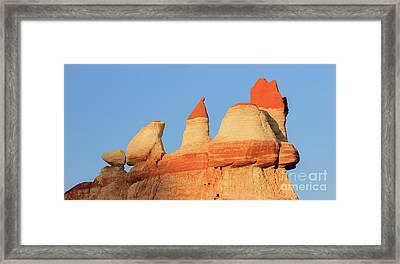 Blue Canyon - Arizona- Usa Framed Print by Henk Meijer Photography