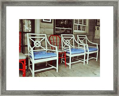 Blue Heaven Framed Print by JAMART Photography