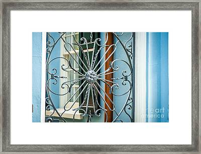 Charleston Framed Print