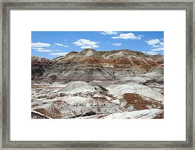 Blue Mesa 2 Framed Print