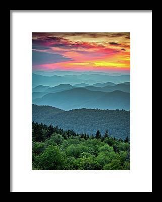 Appalachia Framed Prints