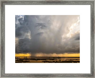 Sunrise Sunset Art Photo - Great Expectations Framed Print by Jo Ann Tomaselli