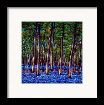 French Landscape Framed Prints