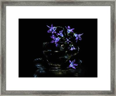 Bluebells Framed Print by Alexey Kljatov