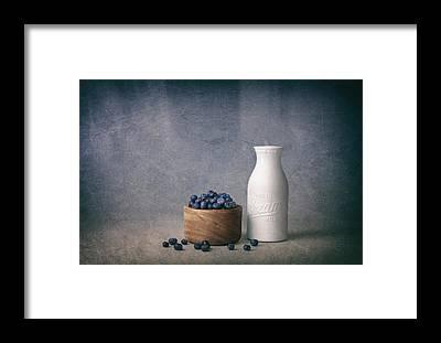 Wooden Bowl Framed Prints