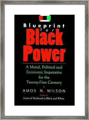 Ankh art page 5 of 7 fine art america blueprint for black power framed print malvernweather Gallery
