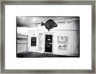 Blues Now Framed Print by John Rizzuto
