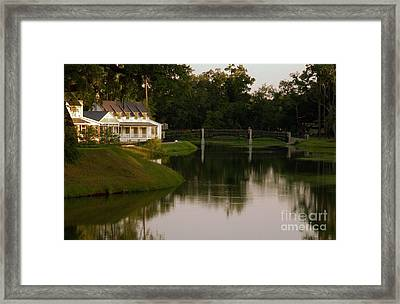 Bluffton South Carolina Framed Print