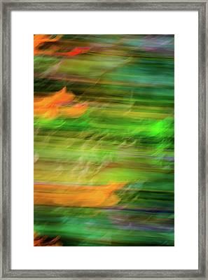 Blurred #11 Framed Print