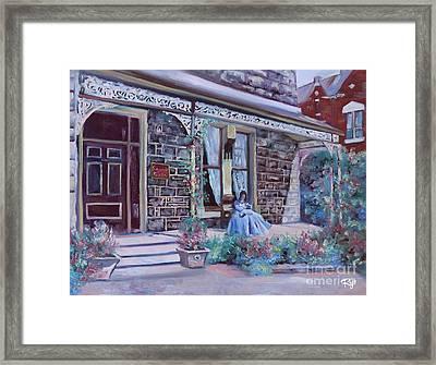 Blythewood Grange Ballarat Framed Print