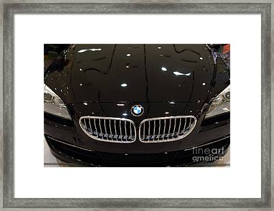Bmw . 7d9566 Framed Print by Wingsdomain Art and Photography