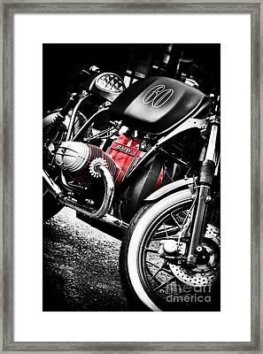 Rat Racer Framed Print by Tim Gainey