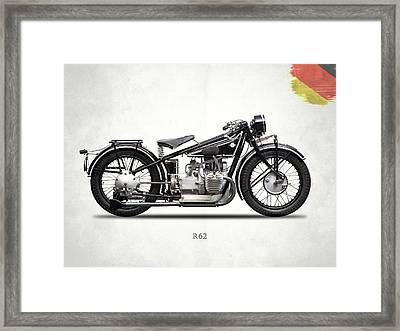 Bmw R62 1929 Framed Print