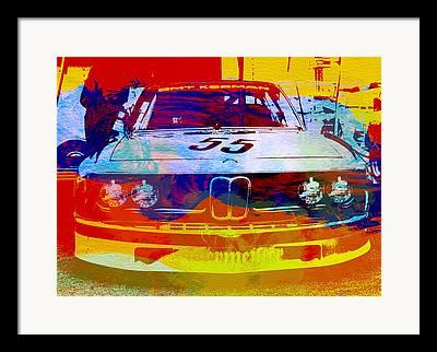 Driver Photographs Framed Prints