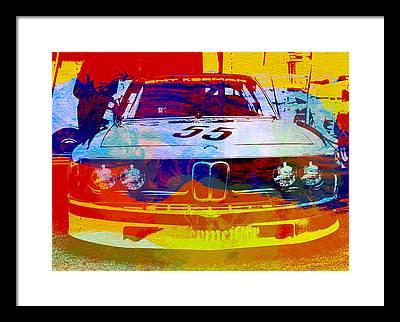 Historic Car Framed Prints