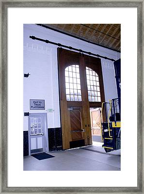 Bo Museum Framed Print by Rwhardware