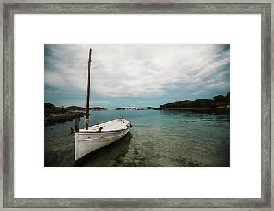 Boat Iv Framed Print
