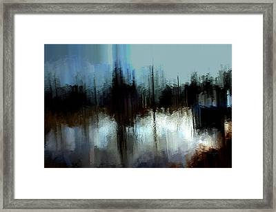 Boathouse 3 Framed Print