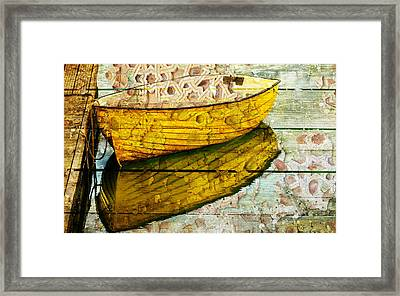 Boatiful Framed Print