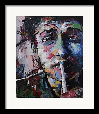 Vivid Colour Paintings Framed Prints